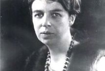 Women I admire - Eleanor Roosevelt / by Kimberly Grigg