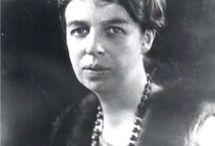 Women I admire - Eleanor Roosevelt