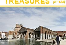 Hidden Treasures / Hidden Treasures is a weekly column on www.venetoinside.com dedicated to those who wish to learn about legends, secrets and mysteries of the hidden Venice... Curated by Francesca, an expert tour guide from Venice, Hidden Treasures wants to share the hidden treasures of #Venice..