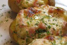 zemiakové jedla