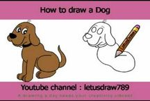 Simple Drawings for Kids / A Drawing a day keeps your creativity Vibrant