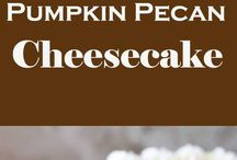 Thanksgiving Recipes and Decor / Recipes and Decor for Thanksgiving - all things pumpkin and turkey!