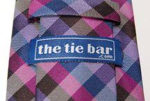 Krawatowy zawrót głowy / Krawaty The Tie Bar są dla każdego na każdą okazję.