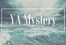 Liv / YA Mystery // Melbourne 2014 // 2 books // ((June 2014))