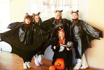 Halloween - lahke zabavne chudnutie 2014 / v K-Vitale to žije