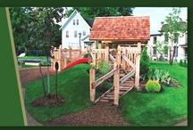 fort and playhouse ideas
