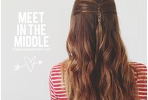Hair do's / by Tammy Maravella