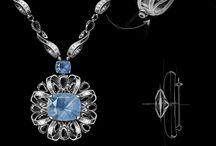 Bijoux de luxe, joaillerie