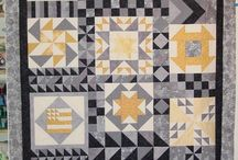 Sampler Quilts - a little of this and a little of that / by Debbie Wallace