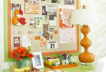Home Office Ideas / by Debra Marr