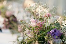 wedding tables / by Greer Manolis