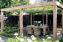 Gardens - Pergolas