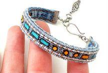 Blue jean crafts