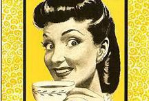 vintage ad spoofs