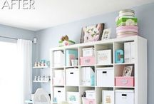 Crafts rooms