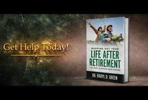 Life After Retirement / Is there life after retirement? How do you find your ideal job? How create a meaningful life after retirement?   Through Dr. Green's inspiring book, you will obtain useful information for planning your transition and how to deal with life after retirement including post-retirement employment.   Dr. Green has been noted and quoted in such media organizations as USA Today, Associated Press, The Bev Smith Show, BET, The Hallerin Hill Show, and Ebony Magazine.
