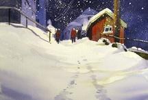 Vinter o jul