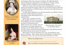 AHG Dolley Madison / by Andrea Fields