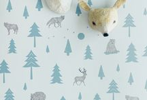 Forest theme | Kids room