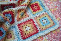 Crochet Blankets and Snuggies