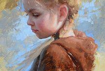 Cheerful Childrens portraits