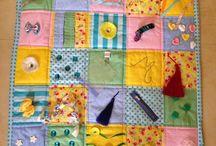 Sensory mat for kids