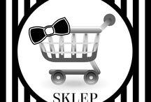SKLEP / Zapraszamy do zakupów: www.muszka-design.pl