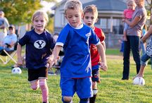 Kids love football