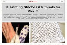 Knitting Ideas and Patterns