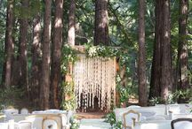 Wedding arch/ esle ideas