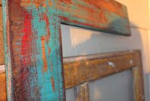 painted finishes