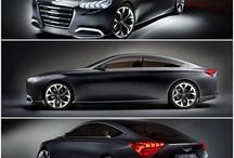 Hyundai Concept Vehicles