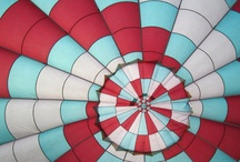 Hot Air Balloons  // Lifestyle / Up, up and away in my beautiful ballon