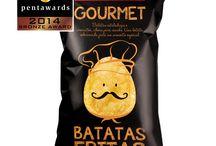 Potato chip Packaging
