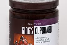 King's Cupboard Sauces / Our selection King's Cupboard products.