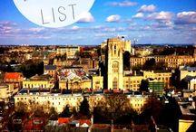 Bristol, Bath, Cardiff