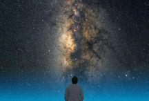 Gökyüzü ve gece