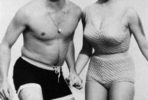 Back to Bikini Beach / My version of what life would be like lived in the surf/beach culture of Dick Dale and Beach Boys songs and Frankie and Anette beach movies. / by Neal Sand
