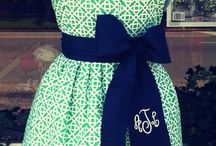 Monogram Everything!!!!! / by Beth Jones