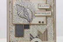 Birthday Cards / by Joanie Mowers