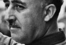 EL FRANQUISMO / Retahila de imágenes que tratan de describir geográficamente el periodo en el que España fue gobernada por el General Franco