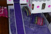 Guinea pig c&c cages