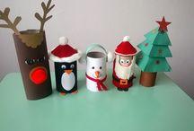 Karácsonyi figurák !