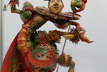 Bambole e marionette