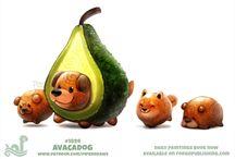 animal food <3