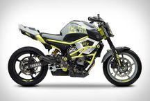 Yamaha xj6 / Mo