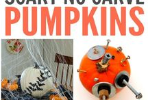 Halloween and Fall Decorations