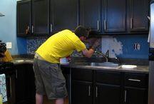 Kitchen Remodel / by Konnie Evans