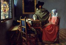 Peinture & co... / by Alain de Greef