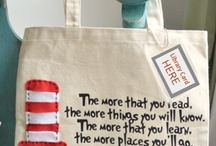 Book Bags DIY ideas